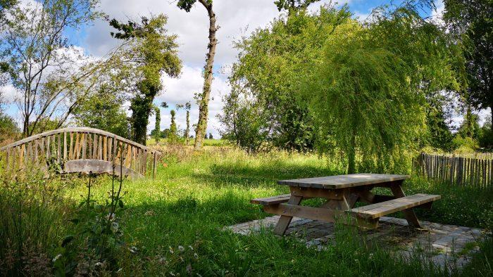 Le jardin des Mille Ruisseaux à Bréteil