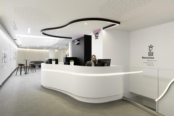 Banque accueil Maison de la Bretagne à Paris