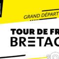 visuel Tour de France 2021 - Grand Départ en Bretagne