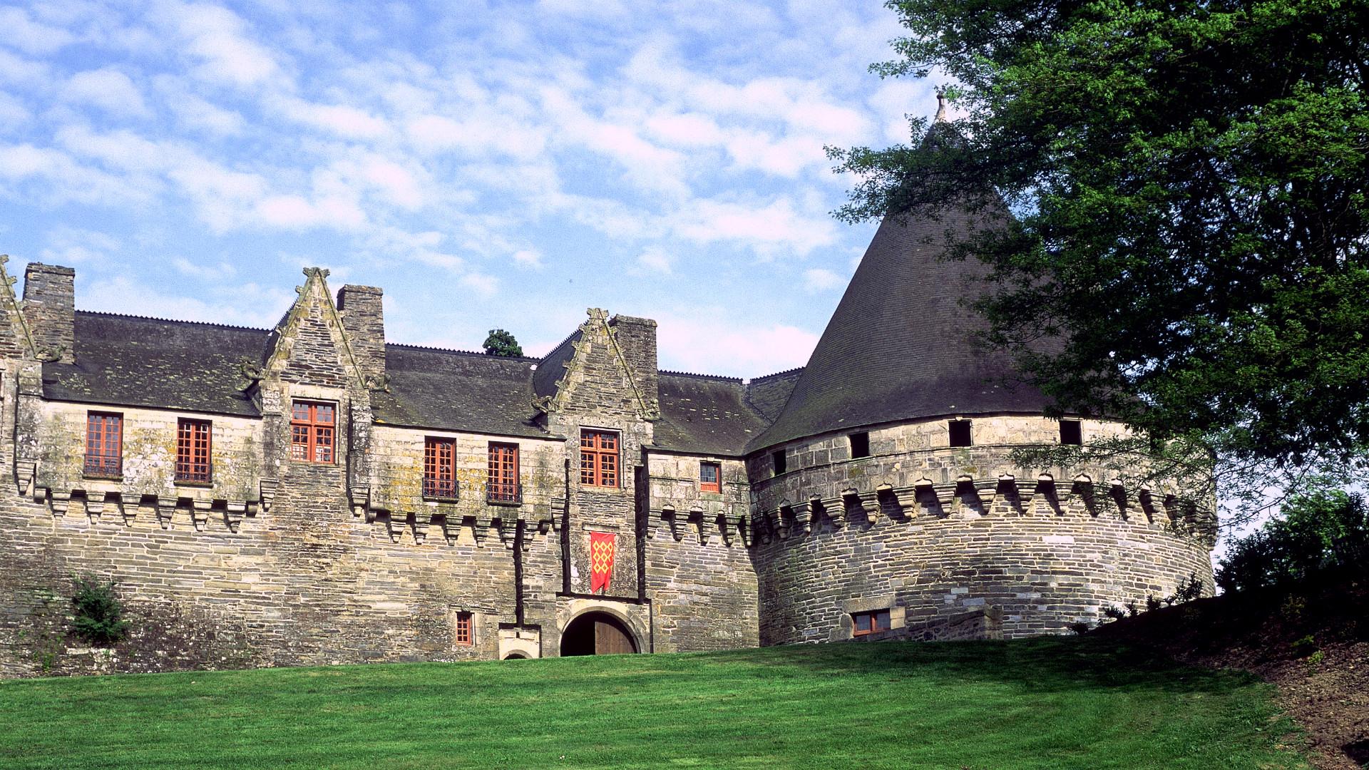 Château de Pontivy