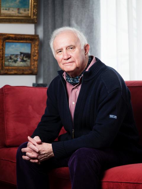 Portrait de Jean-Paul Ollivier