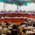 Les élus en session