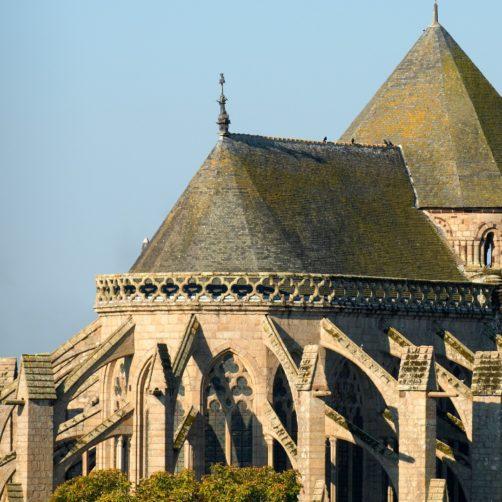 Abbaye de Saint-Sauveur à Redon