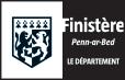 Logotype du département du Finistère