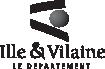 Logotype du département de l'Ille-et-Vilaine