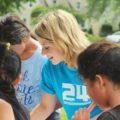 jeunes bénévoles