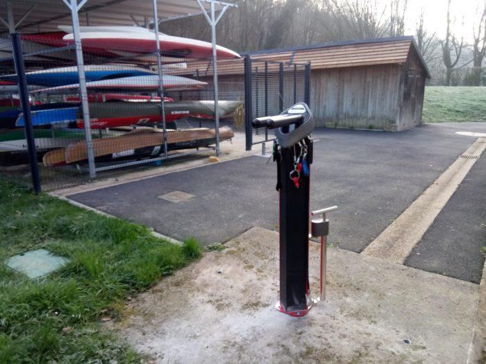 Station d'autoréparation vélo à Josselin (56)
