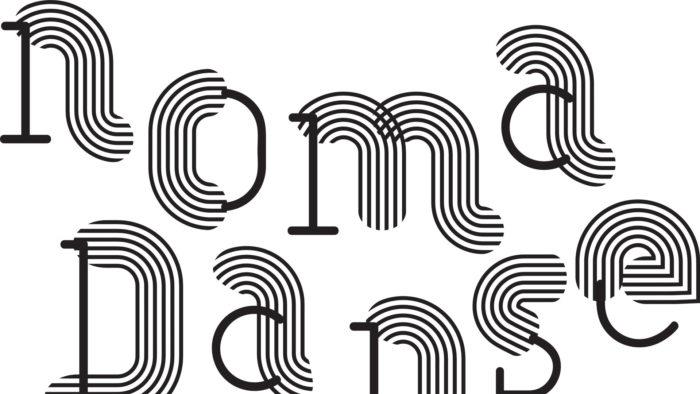 logo festival Nomadanse